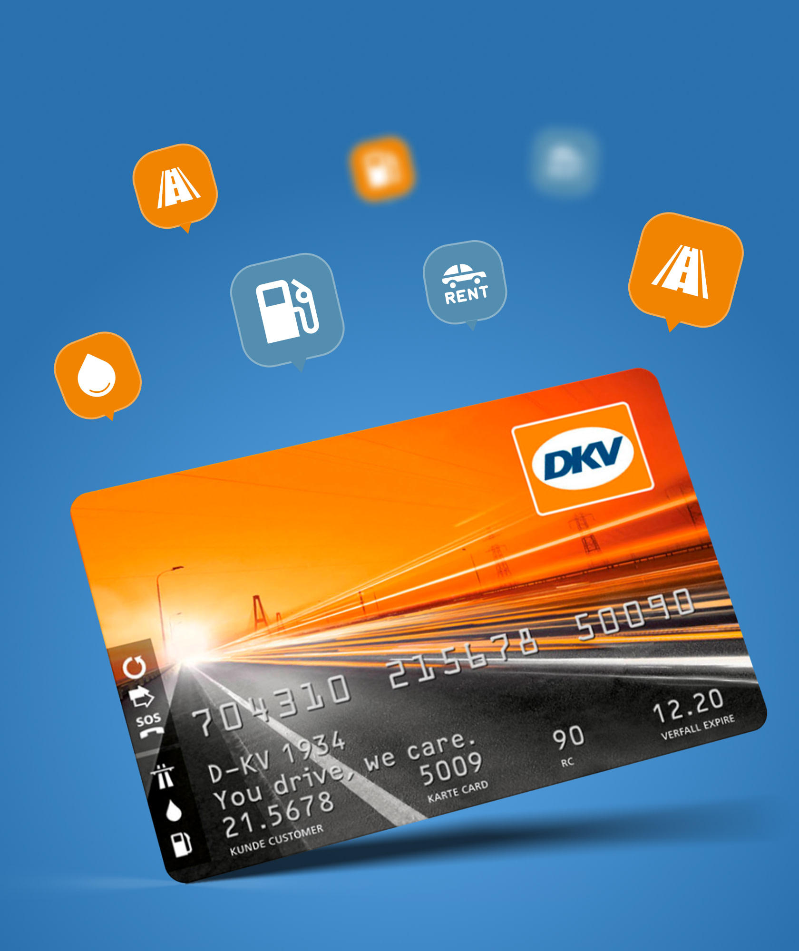 создание и разработка корпоративного сайта - DKV