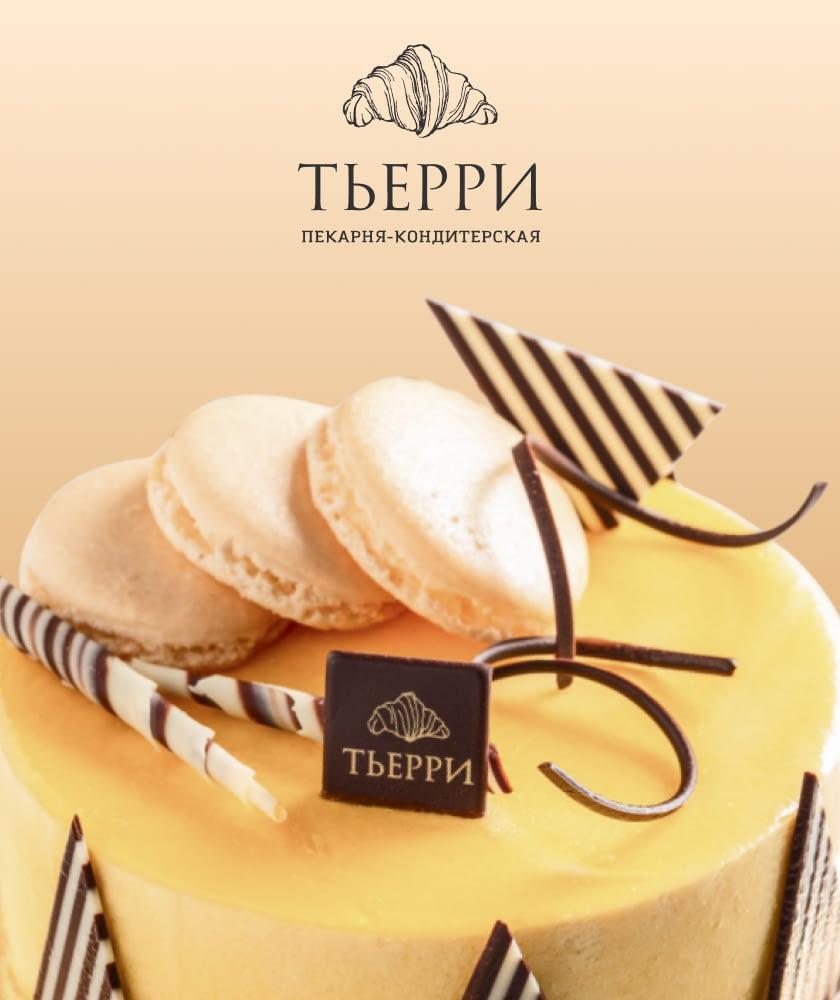 разработка и создание интернет-магазина для сети французских пекарен-кондитерских Тьерри
